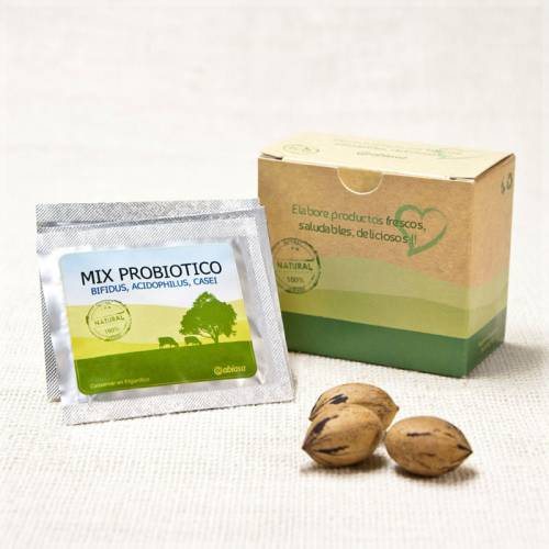 Pack mix probiotic
