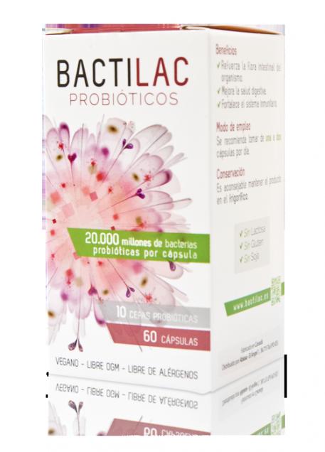 envase Bactilac