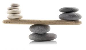 Piedras en equlibrio